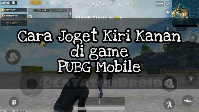 How to Enable Dance or Peek Left and Right on PUBG Mobile - NewDroidTips