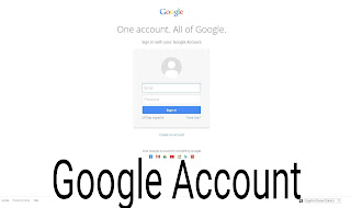 google account google.com