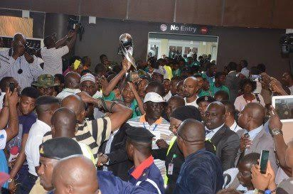 golden eaglets of nigeria champions