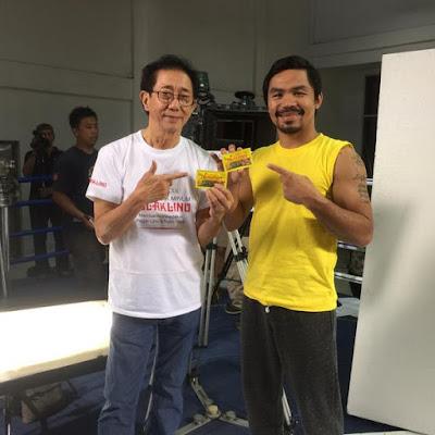 Pacquiao Bakal Jadi Bintang Iklan Tolak Angin dengan Bayaran 2,6 M