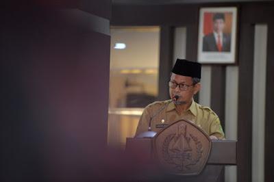 Pemprov Riau Minta Disdik Kabupaten/Kota Siapkan Data Guru Bantu