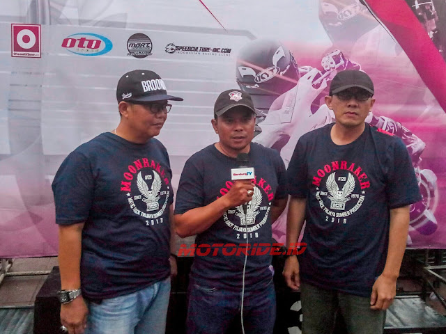 Moonraker Indonesian Sport Club Matic Race Trijaya Sumber Production 2018