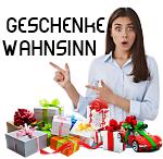 Geschenke-Wahnsinn