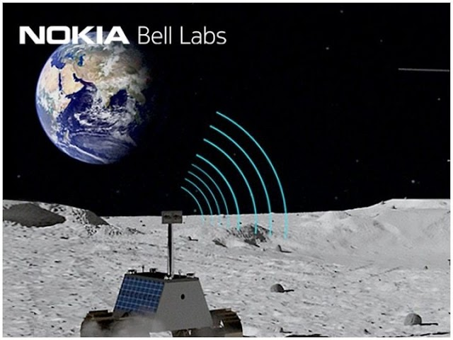 Nokia Wins NASA Contract To Put A 4G Network On The Moon,Techlinknews