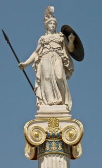 Awesome: Greek Goddess Athena