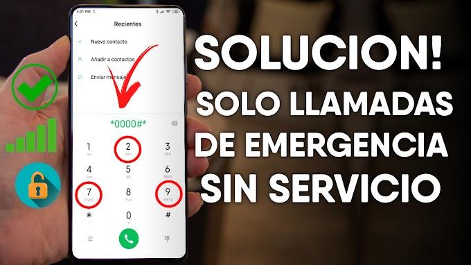SOLUCION! MI TELEFONO SE LE CAE LA SEÑAL NUEVO METODO
