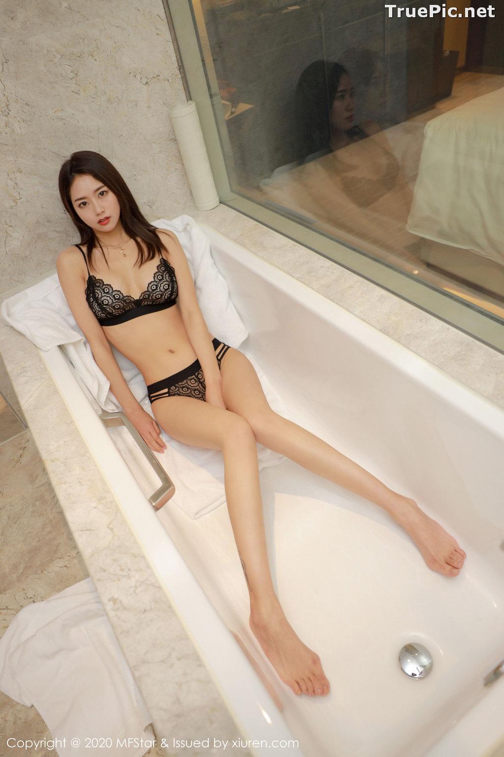 Image MFStar Vol.307 - Chinese Model - Fang Zi Xuan (方子萱) - TruePic.net - Picture-1