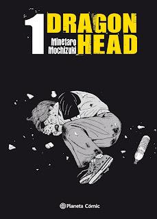 Reseña de Dragon Head, de Minetaro Mochizuki.
