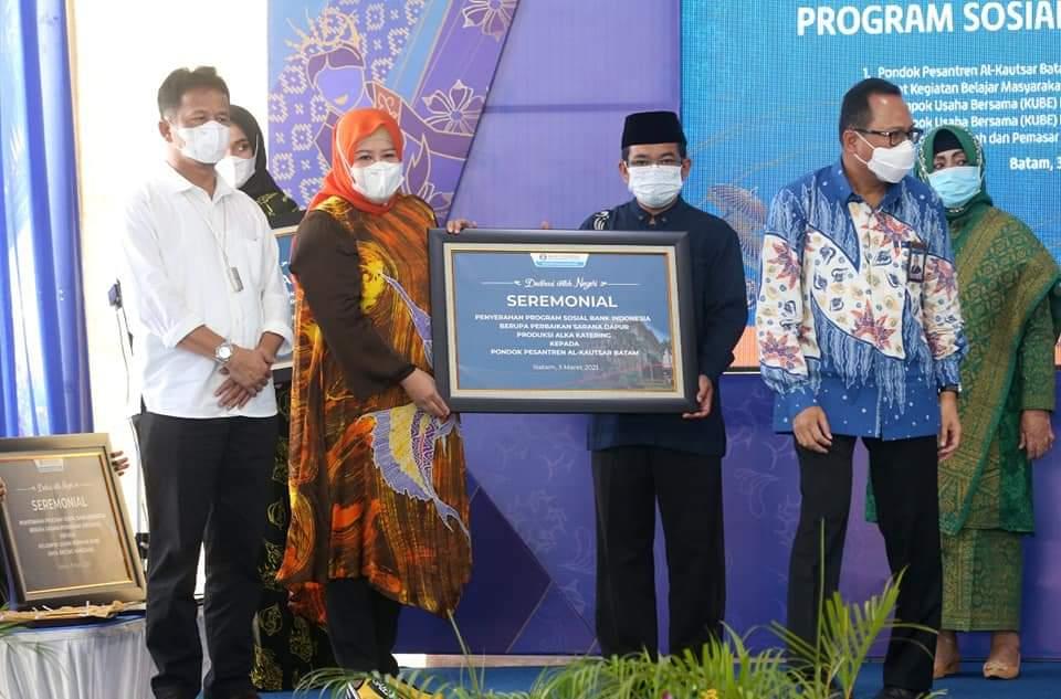 Rudi Harapkan Gebyar Melayu Pesisir  dan Peresmian Galeri Dekranasda Batam Dapat Memulihkan Ekonomi