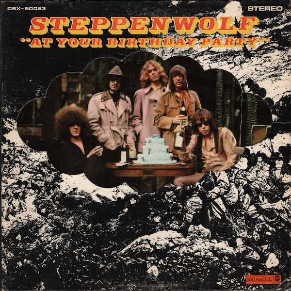 It's Psychedelic Baby Magazine: The Steppenwolf Story