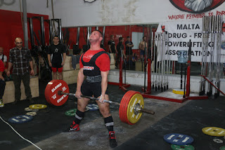 Malta Powerlifting