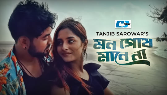 Mon Posh Manena Lyrics by Tanjib Sarowar