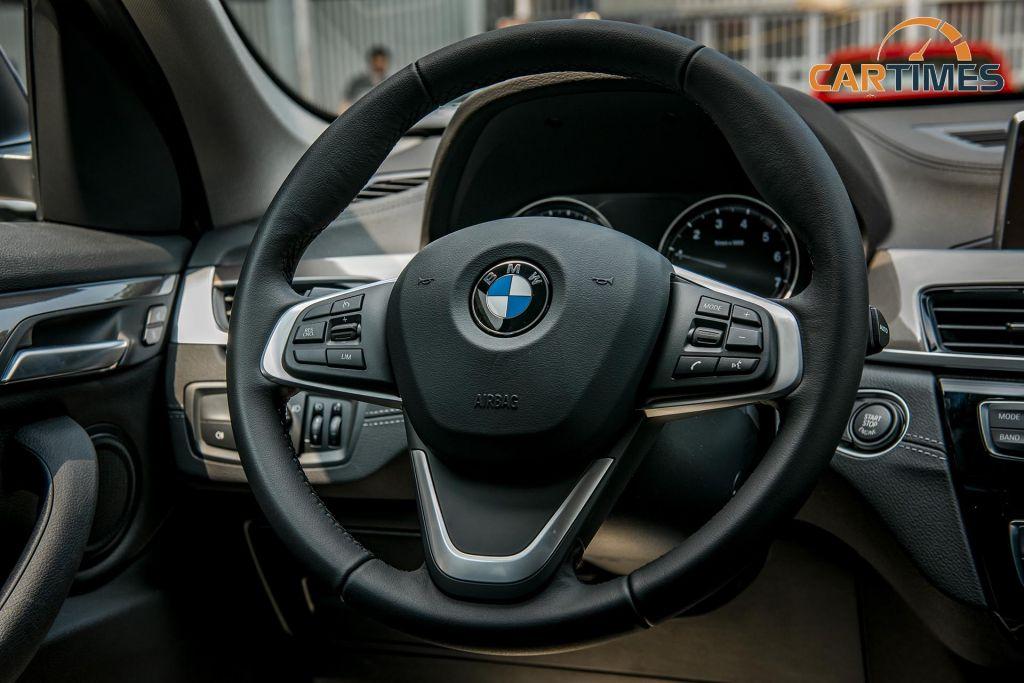 Cận cảnh xe BMW X1 2020 vừa ra mắt thị trường Việt Nam, đối trọng Mercedes-Benz GLA và Audi Q3
