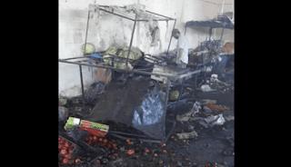 Serangan Bom Di Ras Al-Ain Bunuh Dan Lukai Warga Sipil Suriah
