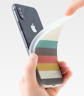 Classic, Retro, Striped, iPhone Case & Cover,