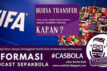 FIFA Terkait Waktu Bursa Transfer