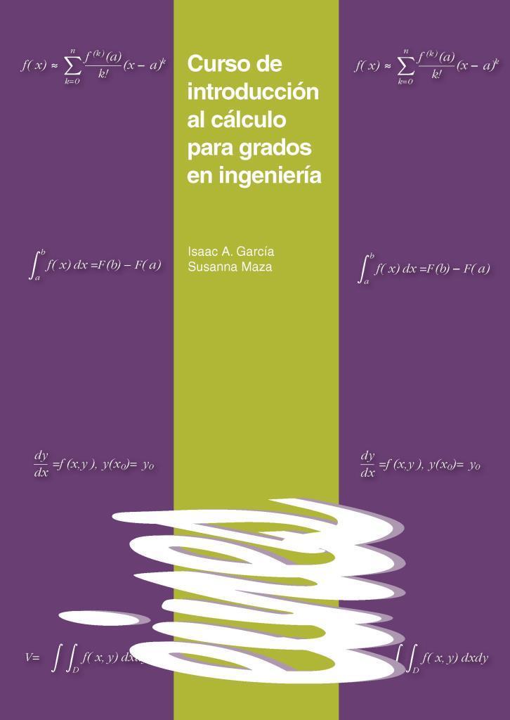 Curso de introducción al cálculo para grados en ingeniería