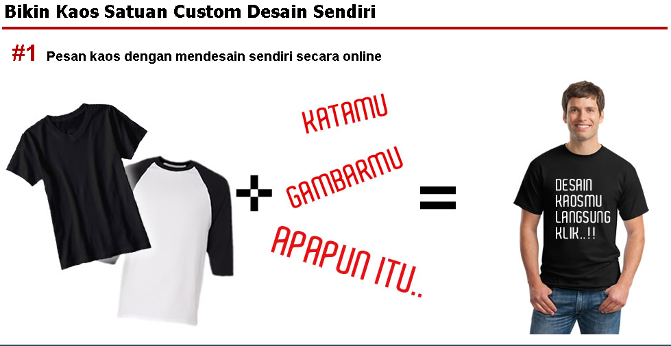 Kaos Custom