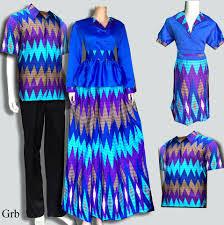 Baju Batik Rangrang seragam Keluarga Modern