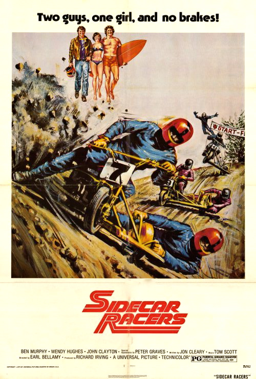 Every 70s Movie Sidecar Racers 1975