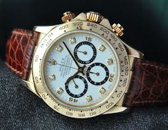 Rolex Daytona Zenith 16528 Diamonds