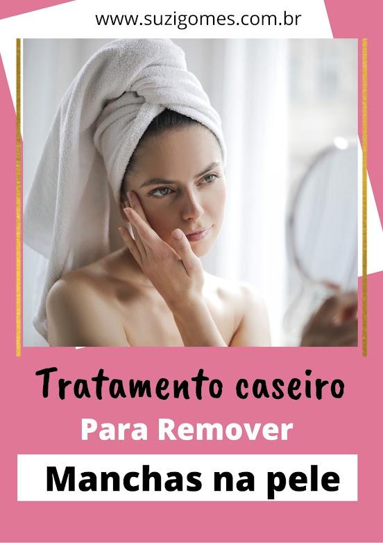 Tratamento Natural para  Clarear Manchas na Pele