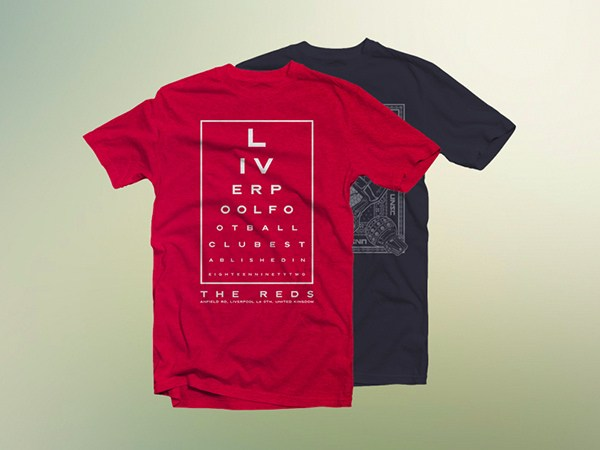 Free T-shirt Mockup – Front,Back and Folded Styles