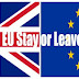 UK Referendum: Stay or Leave?