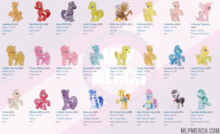 All My Little Pony Wave 18 Blind Bag Figures + Codes