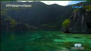 Philippine Seas November 5, 2017