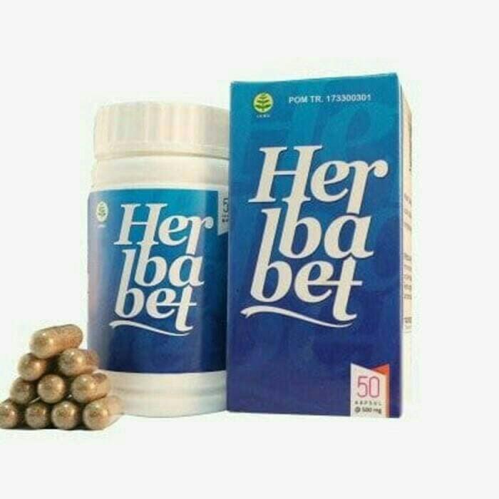 Jual HERBABET Obat Herbal Diabetes/Kencingmanis Di