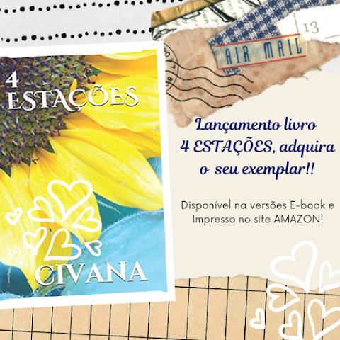 Livro de Haicais: 4 ESTAÇÕES!!