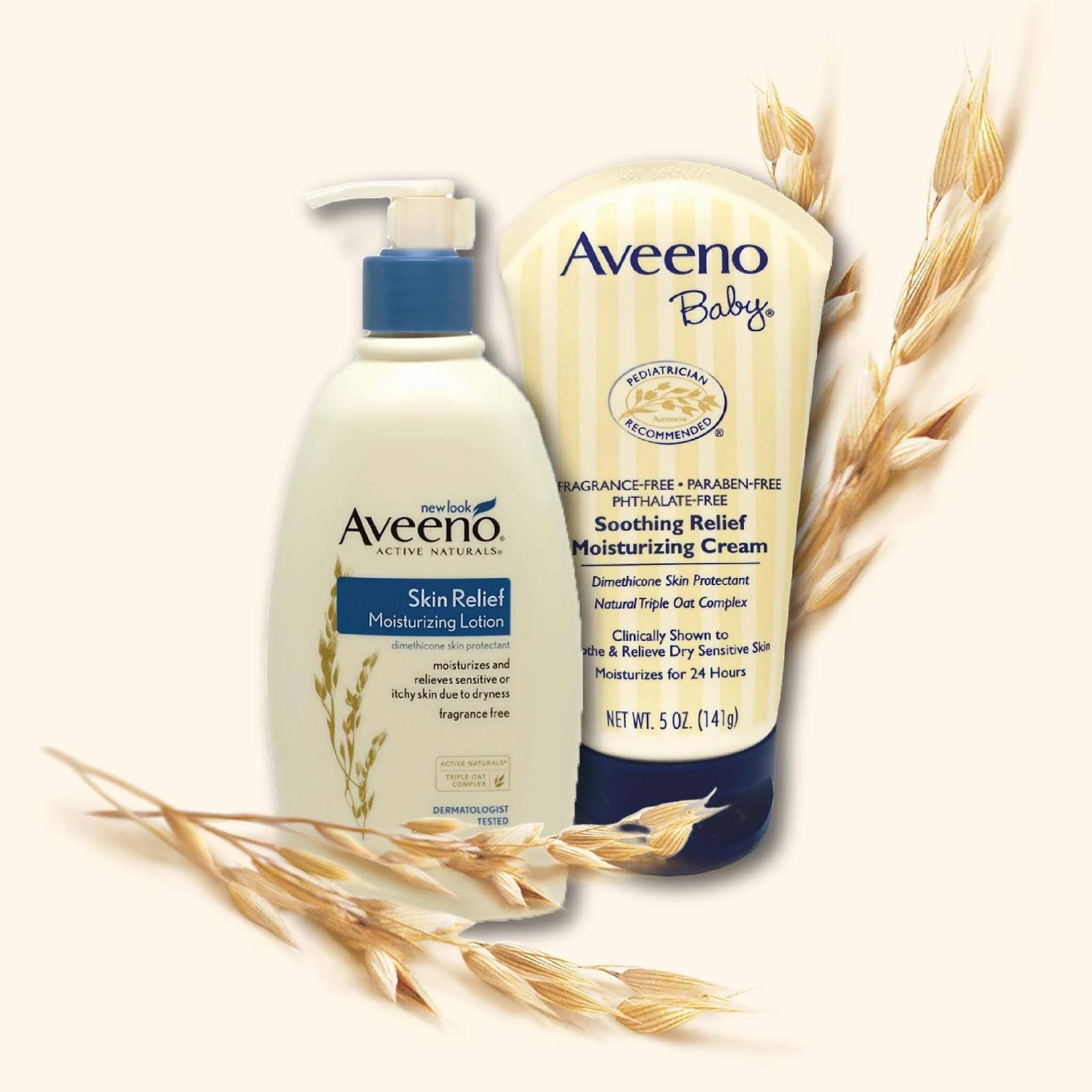 Aveeno® dan Aveeno Baby®