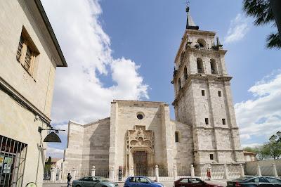 Catedral Magistral con alcaleando Alcalá.
