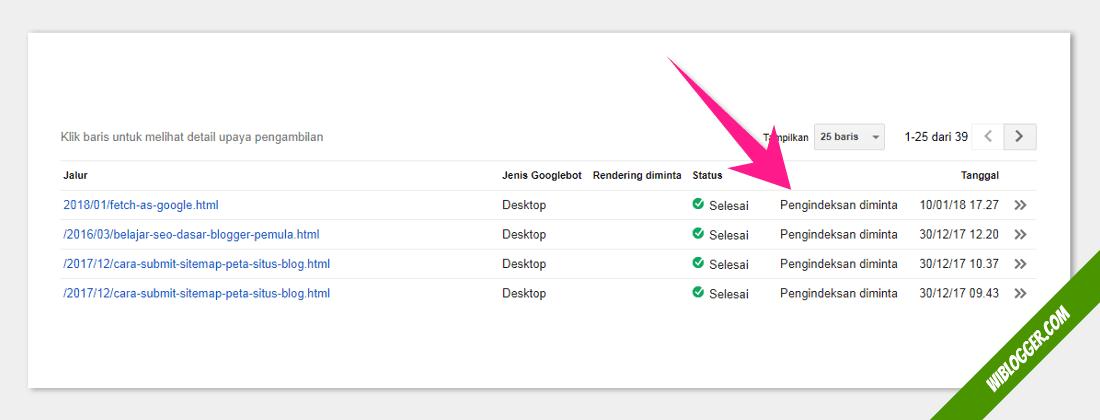 cara agar blog dapat ditemukan di google
