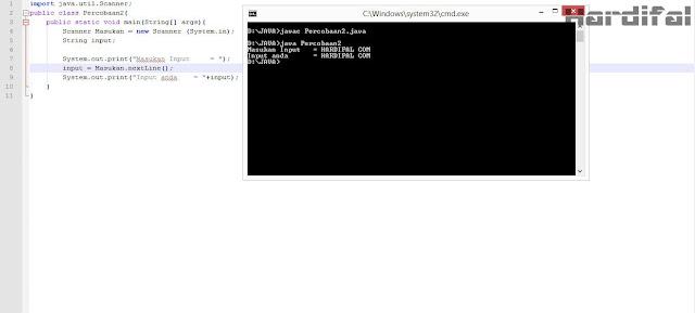 Apa itu & Perbedaan Method .next() dan .nextLine() Dalam Program Java