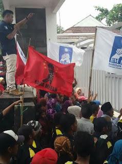 PN Karawang Bakal di Kepung Demonstran Aktivis Pertanian