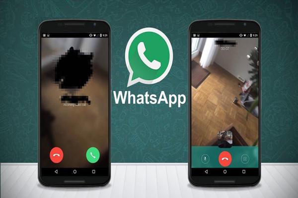 طريقة جديدة لاضافة مكالمات الفيديو على واتساب