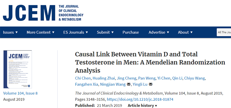 Testosterona en de hombres analisis