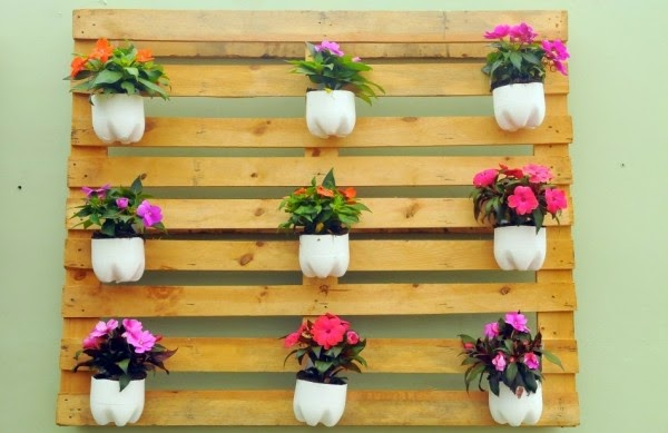 DIY: Garrafas Decoradas