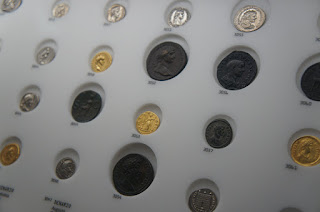 Check out this coin collection