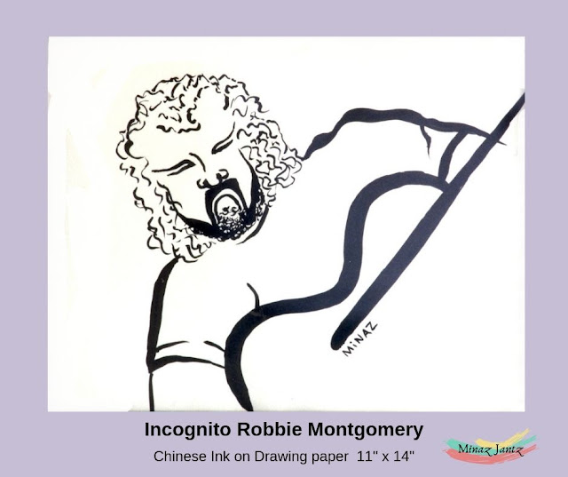 Incognito Rob Montgomery by Minaz Jantz
