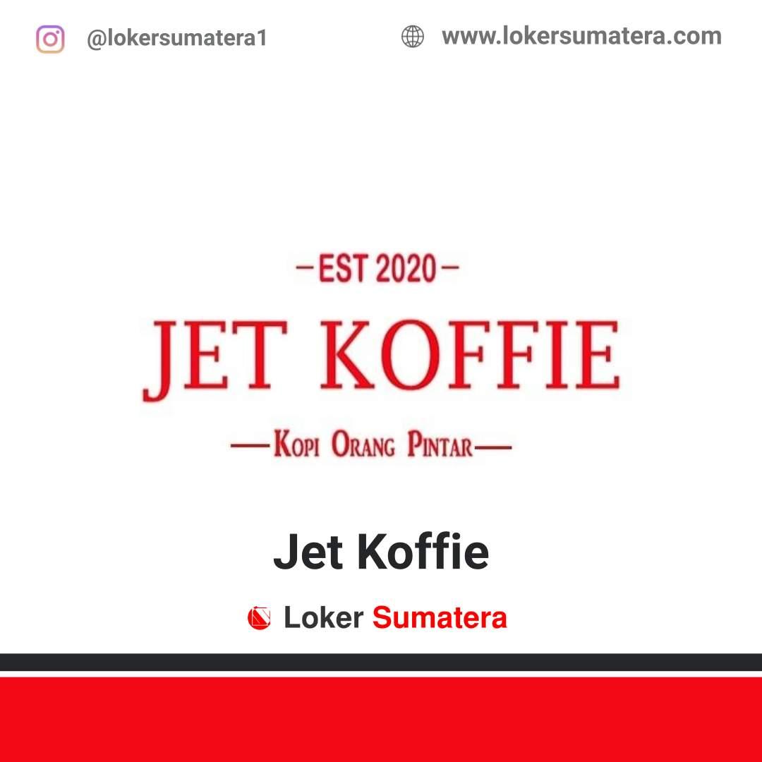 Lowongan Kerja Pekanbaru: Jet Koffie Oktober 2020
