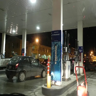 Aumento del 4 por ciento en los combustibles