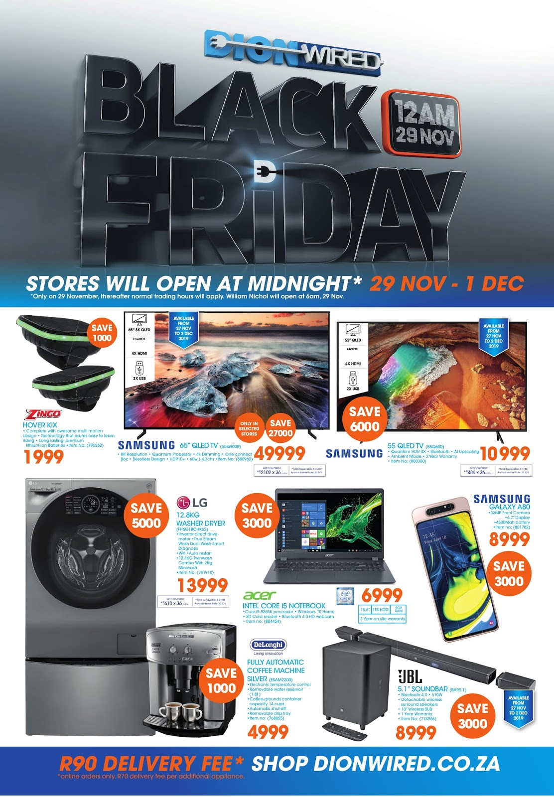 Dion Wired Black Friday Deals Page 1