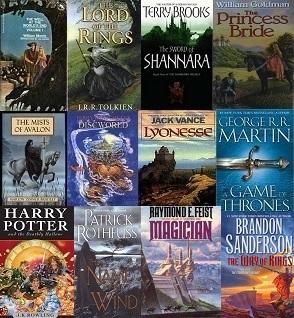 Fantasy könyvek, a fantasy története