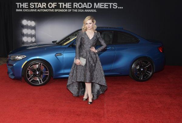 Η νέα BMW M2 Coupe και η νέα BMW Σειρά 7 έλαμψαν στο κόκκινο χαλί σε μία από τις πιο εμβληματικές τελετές απονομής βραβείων στο Χόλυγουντ