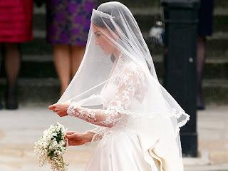 4 Primeiras impressões do Casamento Real