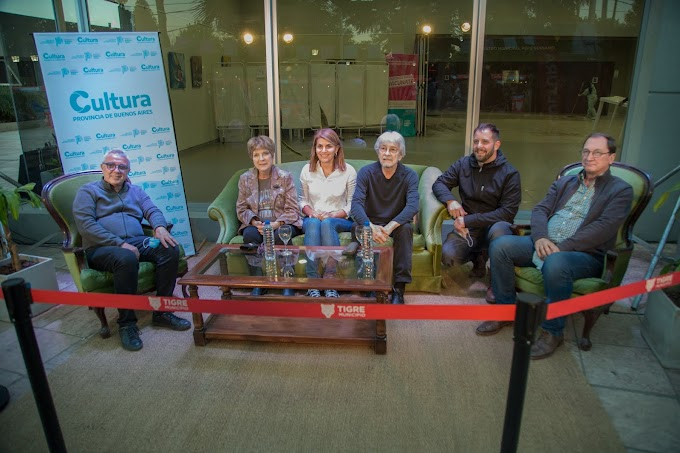 """CULTURA  """"Buenos Aires Lectora"""" continúa recorriendo Tigre"""