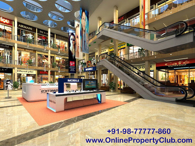GBP Centrum Zirakpur Office Space, Commercial Showroom & Service Suites GBP Centrum Hotel Zirakpur
